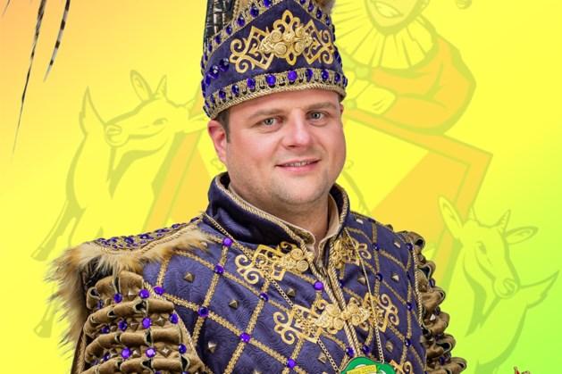 Mike I uitgeroepen als prins van 't Graasboerriek