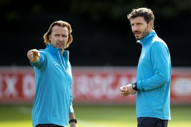 Zenden definitief assistent-trainer van Faber bij PSV