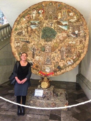 Yolanda Carati uit Sittard: van Limburgse naar Mexicaanse  tradities