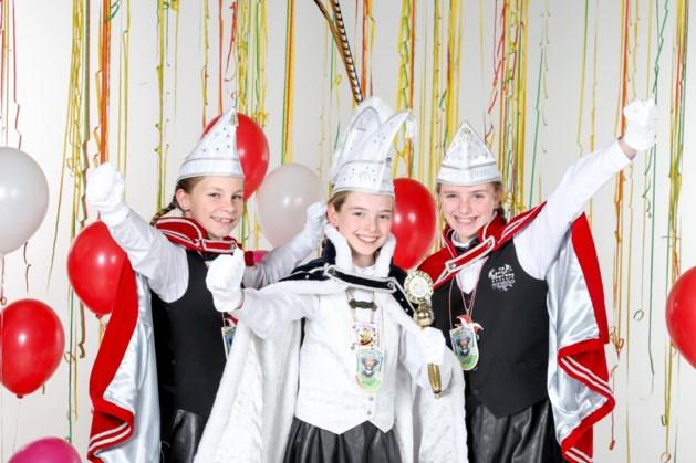 Gwen Keulen jeugdprinses van de Brökwagters uit Boshoven