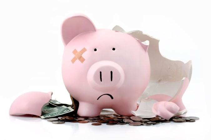 Betalen voor je spaargeld, dat wordt heel normaal