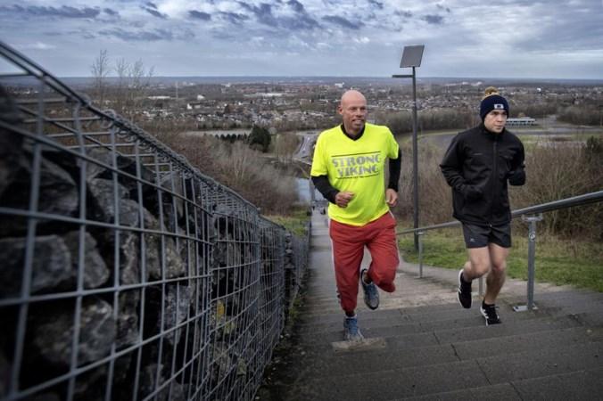 'Ik verheug me elke week weer op die 508 trappen lopen'
