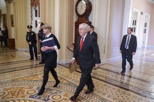 Senaat neemt regels voor afzettingsproces Trump aan