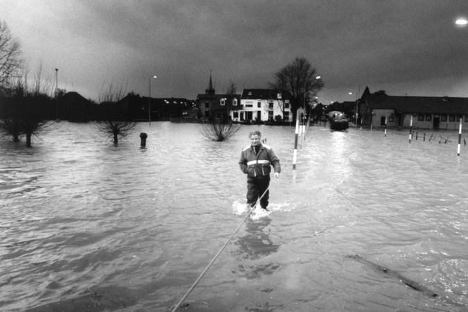 Terugblik: de Maas verjoeg 25 jaar geleden duizenden Limburgers uit hun huizen