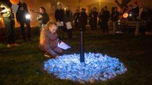 Levenslicht houdt herinnering aan slachtoffers Holocaust levend