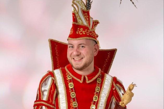 Philip Hamers prins van De Schnapsnaze Vijlen