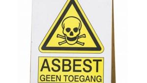 Asbest school Wessem verwijderd