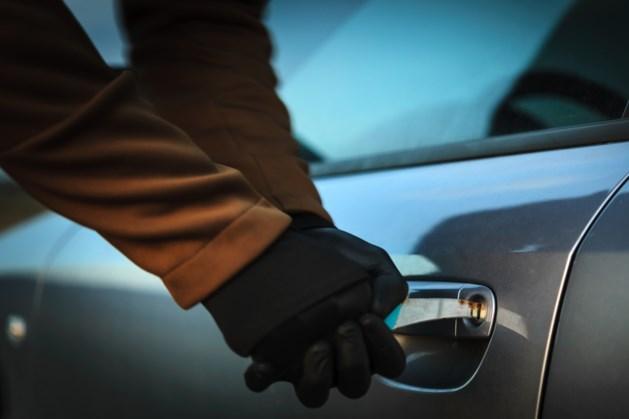 Kaart: zo vaak sloegen autodieven bij jou in de buurt toe