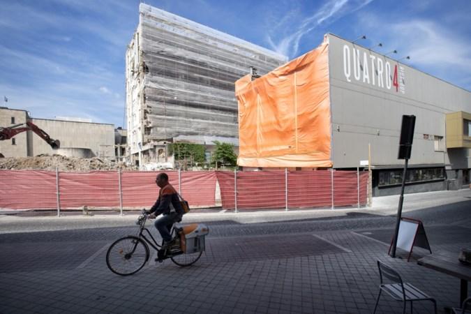 Heerlense bioscoop Quatro krijgt na jaar weer een achterwand
