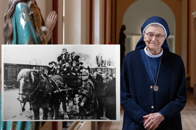 Zuster Josefa vluchtte met tweehonderd weesjes uit Roermond naar Friesland