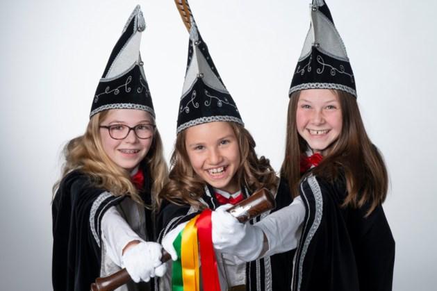Femke van Weel nieuwe jeugdprinses van Panningen