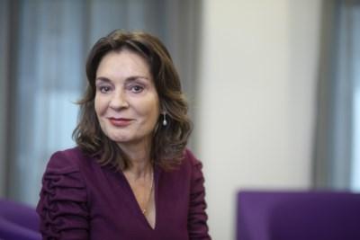 Burgemeester Désirée Schmalschläger voelt zich af en toe net Alice in Wonderland in Leudal