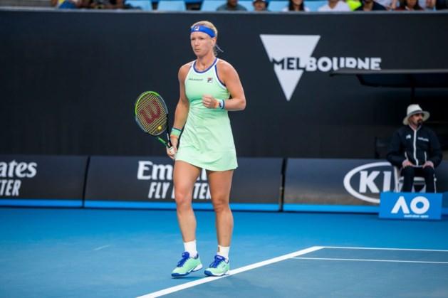 Grillige Bertens naar derde ronde Australian Open
