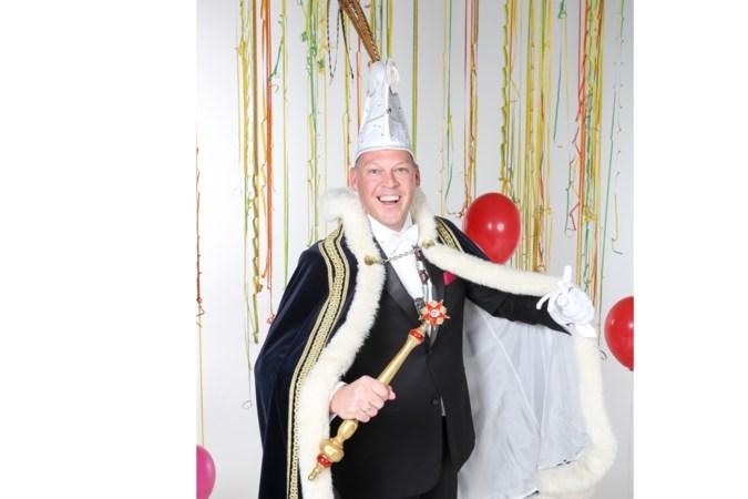 5 vragen aan prins Jeroen I Curvers van de Brökwagters uit Boshoven