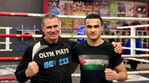 El-Haj wil boksen op de kaart zetten
