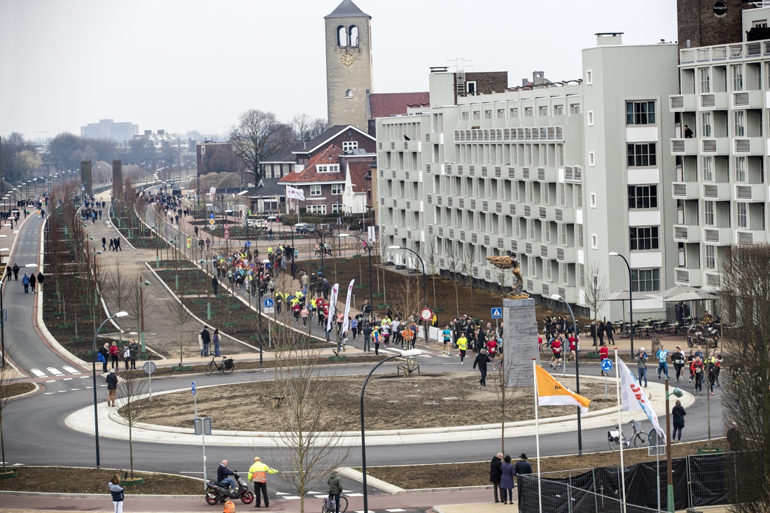 Groene Loper Run nu met estafette-marathon