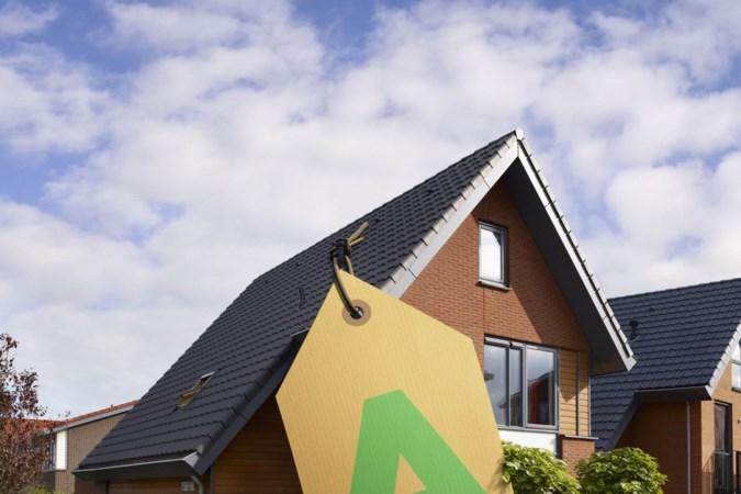Weinig energiezuinige woningen te koop in Limburg