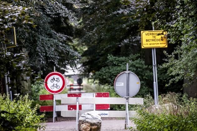 Beukenlaan bij station Maastricht Noord is weer open voor fietsers