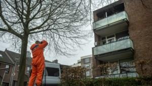 Buurtbewoner na brand appartement Vaals: 'Ik dacht: ruzie? Maar het bleek brand te zijn'