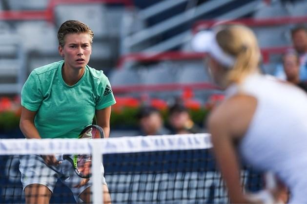 Demi Schuurs plaatst zich voor tweede ronde Australian Open