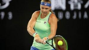 Kiki Bertens voor het eerst in carrière naar vierde ronde Australian Open