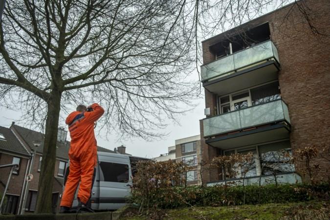 Bewoner appartementencomplex Vaals: 'Ik dacht: ruzie? Maar het bleek brand te zijn'