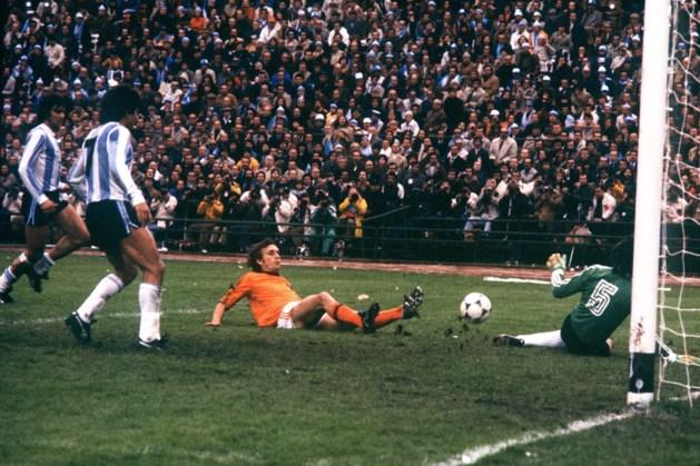 KNVB memoreert Rensenbrink: 'Nooit was wereldtitel dichterbij'