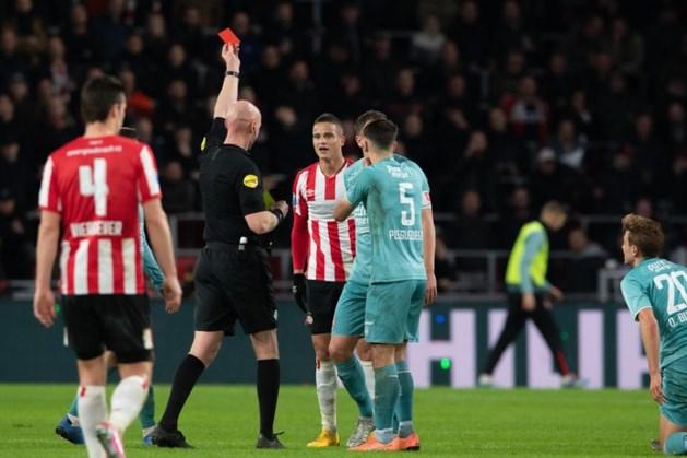 PSV blijft zwalken: Twente pakt punt in Eindhoven na rood Afellay