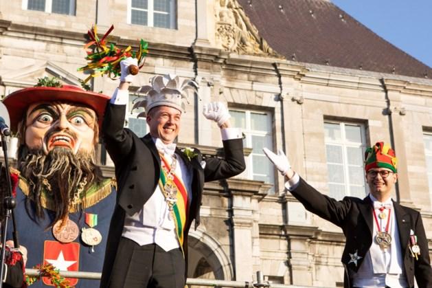 Luc van Lijf nieuwe stadsprins van Maastricht