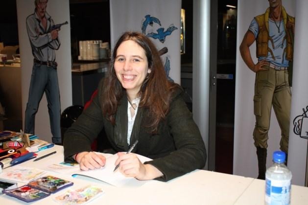 Neerbeekse Marissa Delbressine tekent contract bij webcomic gigant Webtoon