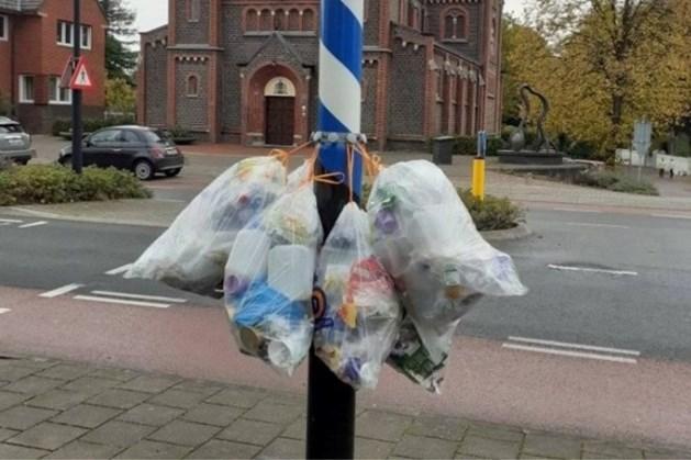 Pmd-zakken nu ook in de Kerkraadse supermarkten op te halen
