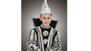 Neo Kleine jeugdprins van de Geleense Swentibolders