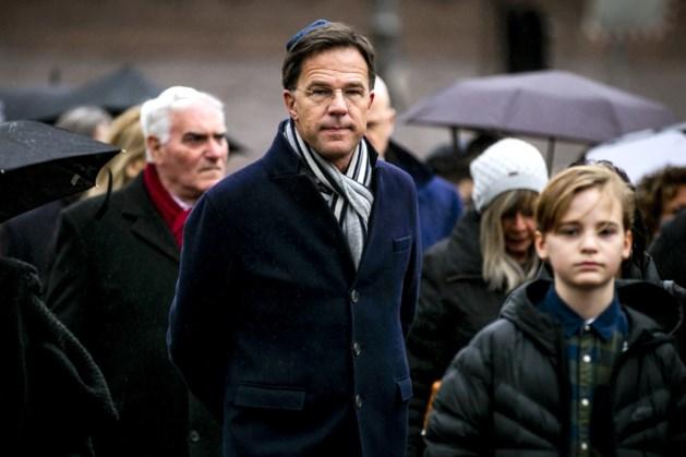 Rutte maakt voor het eerst excuses voor overheidshandelen tijdens jodenvervolging