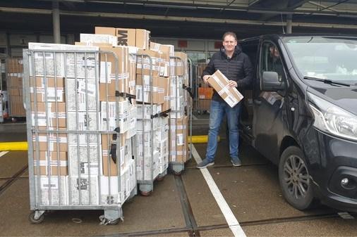 Mondkapjes van ondernemer Erik niet aan te slepen: 'Ook Nederlanders slaan in'