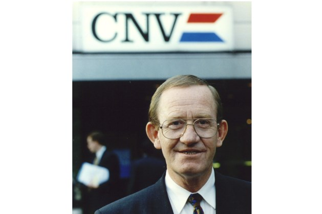 Oud-voorzitter vakbond CNV Henk Hofstede overleden