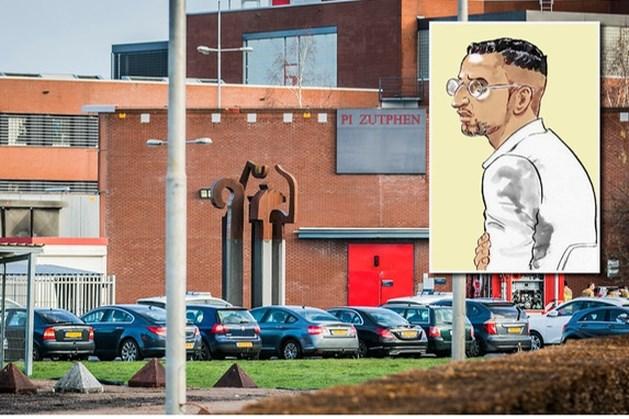 'Ontsnappingspoging Omar L. uit gevangenis Zutphen bijna gelukt'