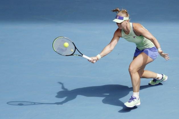 Bertens verliest in vierde ronde Australian Open van Muguruza