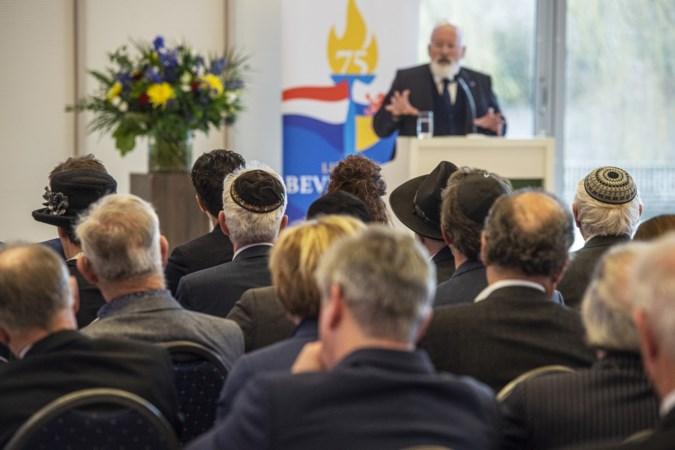 Limburgse herdenking Holocaust: 'Antisemitisme stierf niet met het einde van het naziregime'