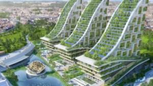 Ideeën voor nieuwbouw bij stadsbrug Weert