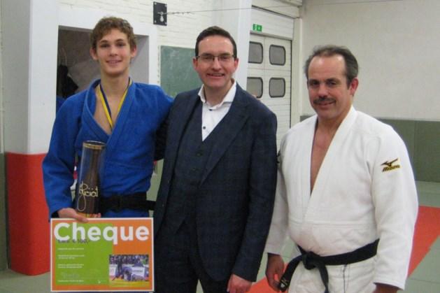 Heerlen zet Nederlands jeugdkampioen Mo van Dun in het zonnetje