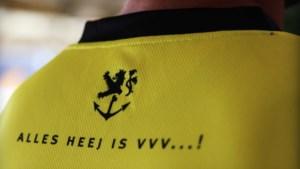 Jong VVV lijdt harde nederlaag tegen Jong RKC