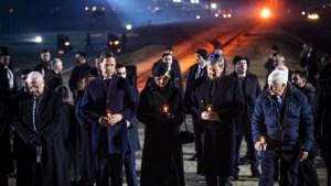 Overlevende Holocaust: het gas was op, mensen werden levend verbrand