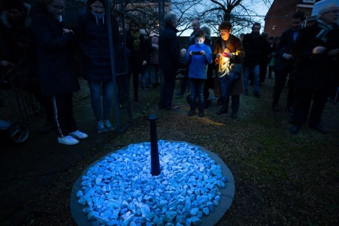 Tijdelijk monument in Sittard-Geleen om vergeten ook na 75 jaar te voorkomen