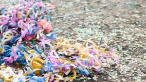 Carnavalsdisco voor de basisschooljeugd in buurthuis St. Joris