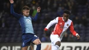Sinisterra vervangt Larsson in restant bekerwedstrijd Feyenoord