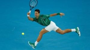 Djokovic naar laatste vier na soepele zege op Raonic