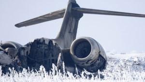 Afghaanse troepen en taliban slaags op plek waar VS-toestel crashte