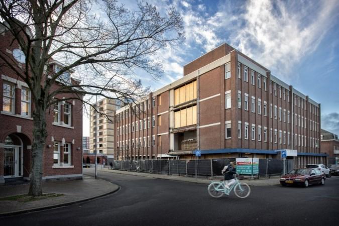 Kerkrade krijgt groot studentencomplex in centrum: bijna tachtig woningen in oud AID-kantoor