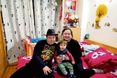 Nederlands gezin vast in Wuhan: alleen naar buiten voor luiers