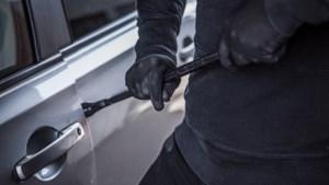 Vier mannen gearresteerd voor autodiefstallen bij Eindhoven Airport